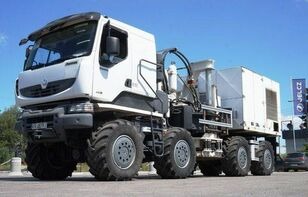 tovornjak šasija THOMAS CONSTRUCTEURS [Other] 8x8 THOMAS Low speed truck with hydraulic drive!