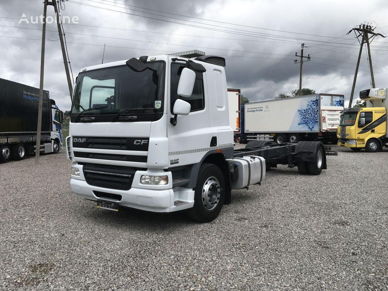 tovornjak šasija DAF CF 65.220