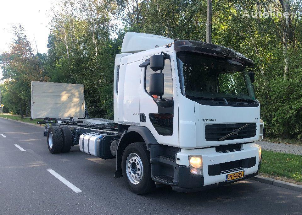 tovornjak šasija VOLVO FE 240 SYPIALKA 400TYS KM