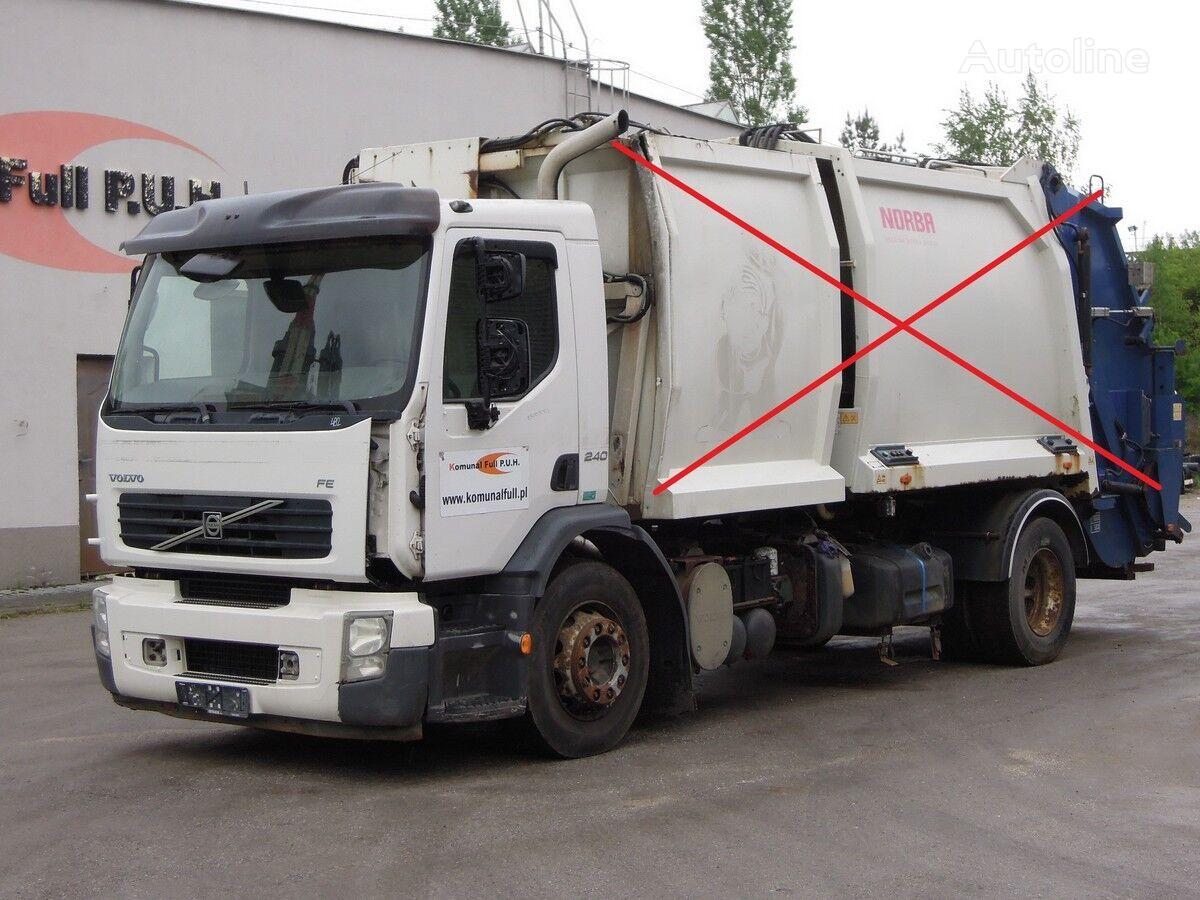 tovornjak šasija VOLVO FE 240 podwozie rama do zabudowy 5 metrów