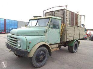 tovornjak tovorna ploščad HANOMAG