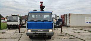 tovornjak tovorna ploščad IVECO 79-12 Turbozeta