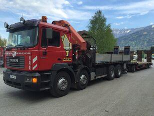 tovornjak tovorna ploščad MAN VFL 32.464