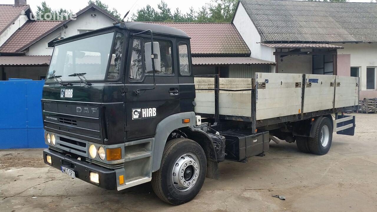 tovornjak tovorna ploščad DAF 1900 Steel/Steel (85/95/2300/2800/3600/CF/XF/ATI)