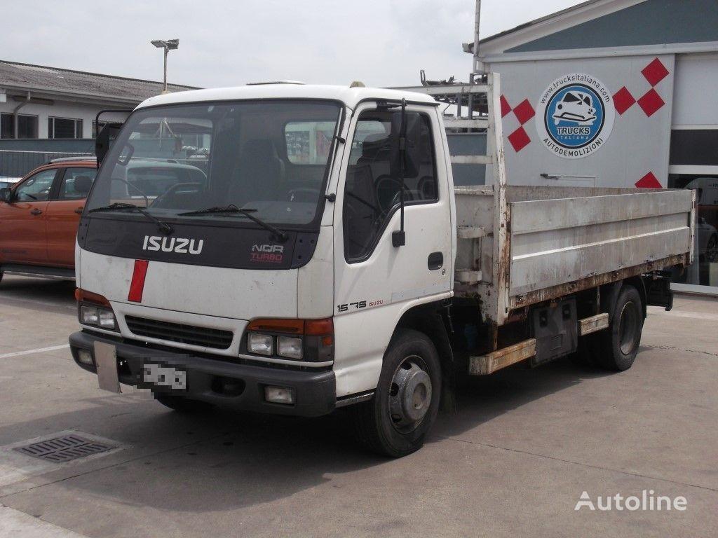 tovornjak tovorna ploščad ISUZU NQR 70L 7,5 PTT