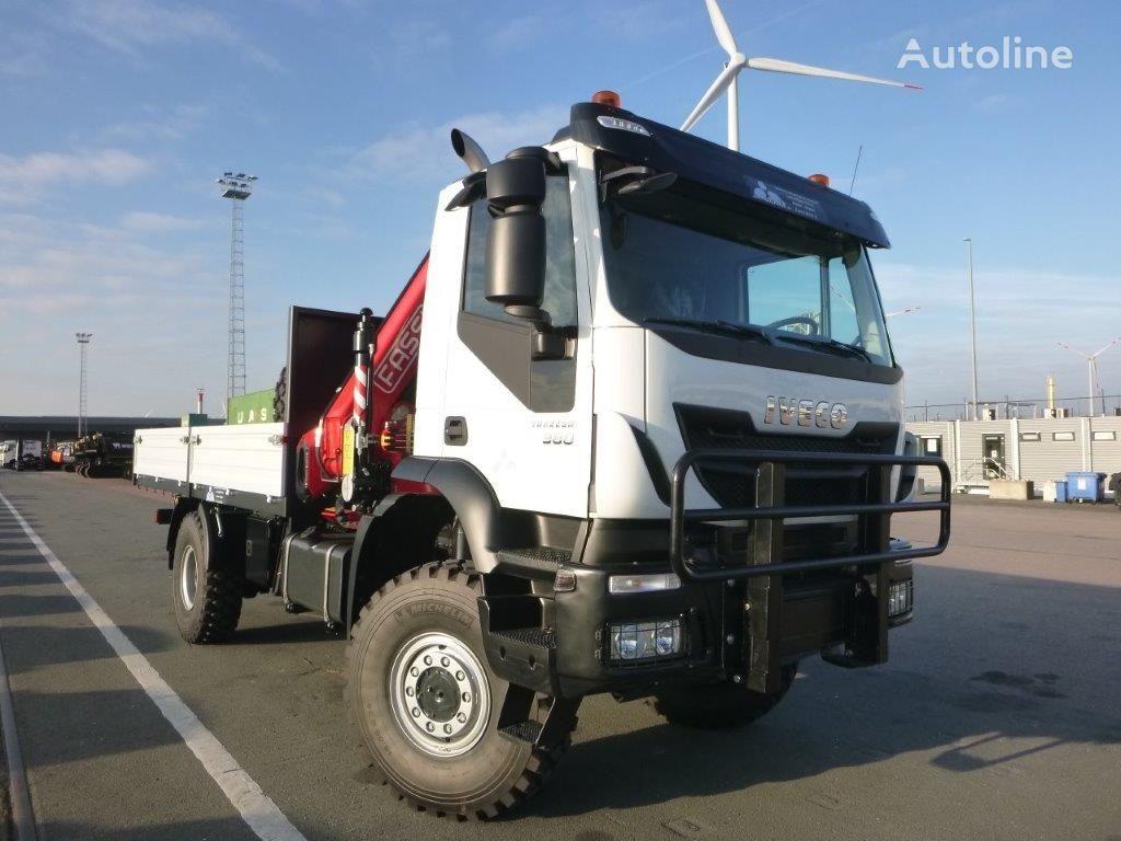 nov tovornjak tovorna ploščad IVECO AD190T38WH 4x4