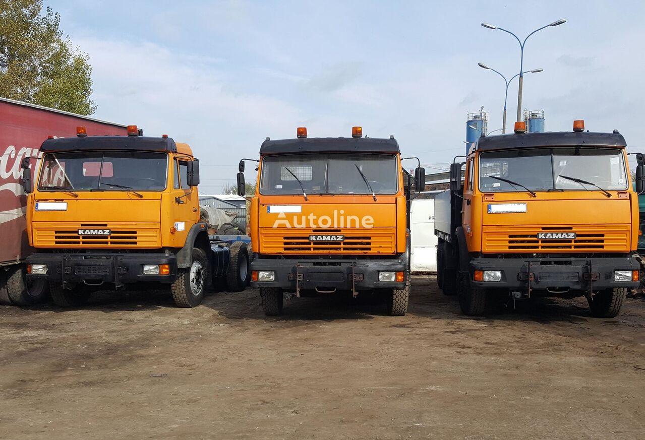 tovornjak tovorna ploščad KAMAZ 55111A