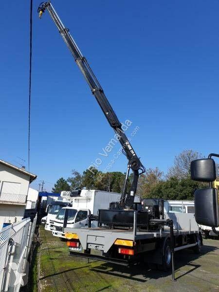 tovornjak tovorna ploščad RENAULT Premium
