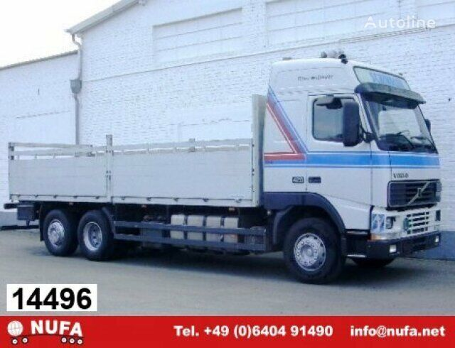 tovornjak tovorna ploščad VOLVO FH New 12-420 FH New 12-420