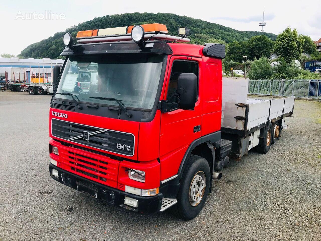 tovornjak tovorna ploščad VOLVO FM 12 380 62 RB 6X2 Pritsche
