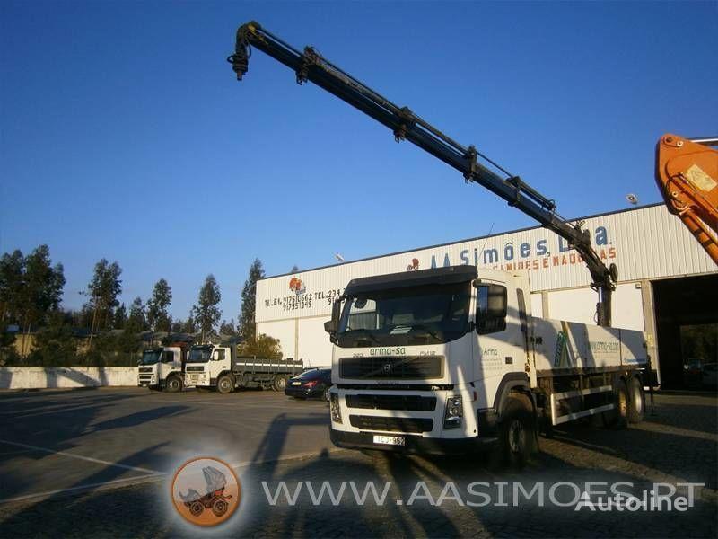 tovornjak tovorna ploščad VOLVO FM12 380