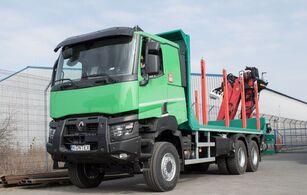 nov tovornjak za prevoz lesa RENAULT K 520 P HEAVY
