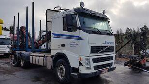 tovornjak za prevoz lesa VOLVO FH480