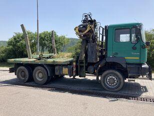tovornjak za prevoz lesa MAN F2000 33.410