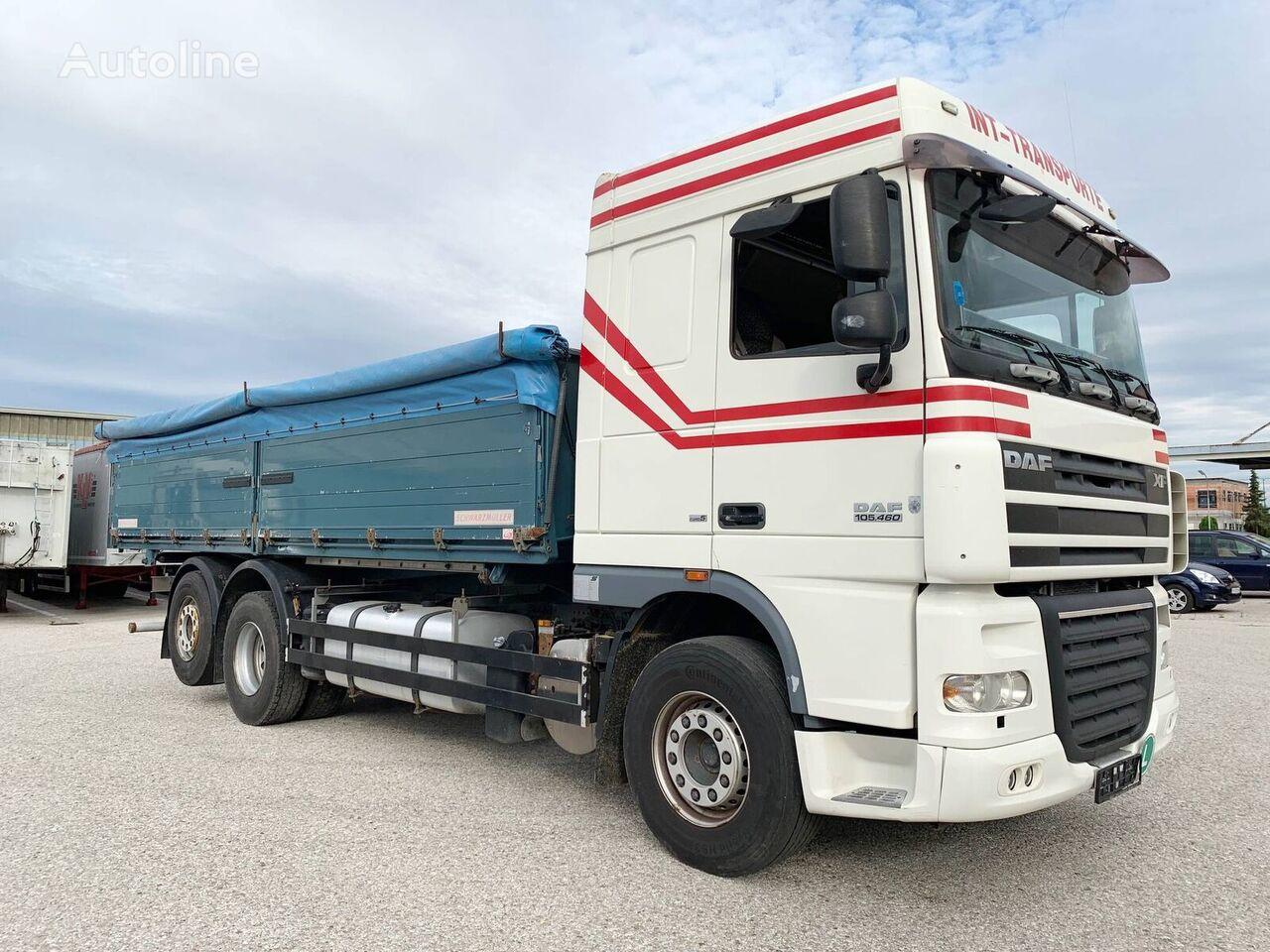 tovornjak za prevoz žita DAF XF105