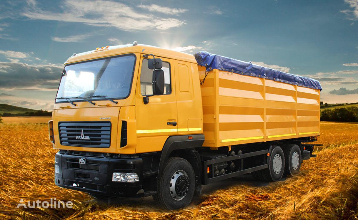 nov tovornjak za prevoz žita MAZ