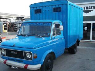 tovornjak za prevoz živine FIAT 616 N3/4 TRASPORTO BESTIAME ANIMALI VIVI