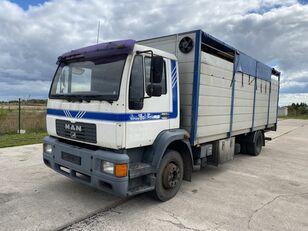 tovornjak za prevoz živine MAN 14.224 4x2 Animal transport
