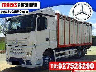 tovornjak za prevoz živine MERCEDES-BENZ ACTROS 25 45
