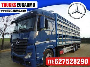 tovornjak za prevoz živine MERCEDES-BENZ ACTROS 2545