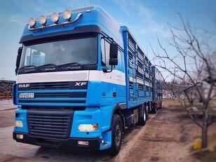 tovornjak za prevoz živine PEZZAIOLI + prikolica za prevoz živine