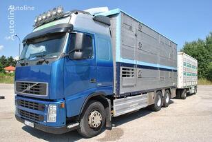 tovornjak za prevoz živine PEZZAIOLI FH12 480