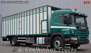 tovornjak za prevoz živine SCANIA 124G 420
