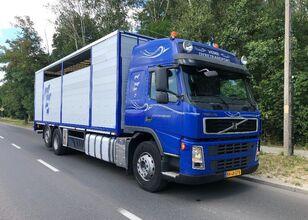 tovornjak za prevoz živine VOLVO FM 440 DO BYDLA -ZYWCA