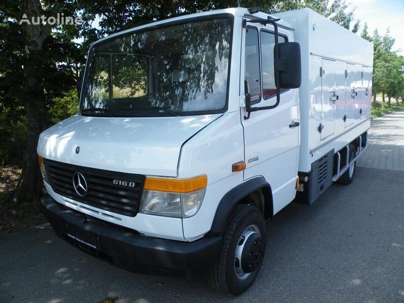 tovornjak za sladoled MERCEDES-BENZ 616D Eis/Ice -33°C Cold Car BlueTec Euro-5
