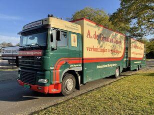 tovornjak zabojnik DAF