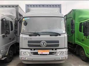 tovornjak zabojnik DONGFENG Cargo truck