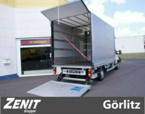 nov tovornjak zabojnik FIAT Ducato Maxi Pritsche Plane 8EP + LBW