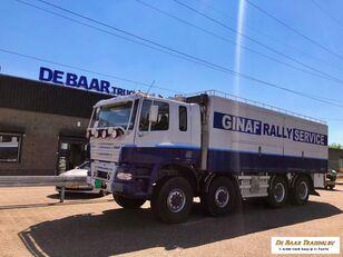 tovornjak zabojnik GINAF M 4446-S 8x8 assistentie voertuig