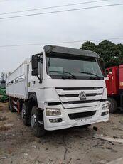 tovornjak zabojnik HOWO 336 HP 8x4 Drive Stake Body General Cargo Truck