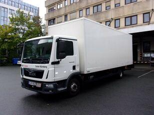 tovornjak zabojnik MAN TGL 12.250 Koffer+HF