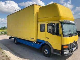 tovornjak zabojnik MERCEDES-BENZ 818L ATEGO