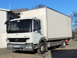 tovornjak zabojnik MERCEDES-BENZ Atego 818 kontener, 2012rok, EURO 5, AdBlue, DHOLLANDIA