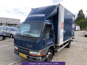 tovornjak zabojnik MITSUBISHI Canter FE 534 3.0 D