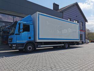tovornjak zabojnik PALFINGER winda MBB C 1500L + zabudowa / kontener