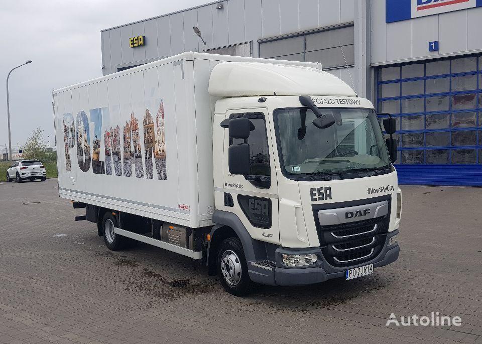 tovornjak zabojnik DAF FA LF 170 Euro 6