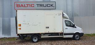 tovornjak zabojnik MERCEDES-BENZ Sprinter 516