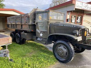 vojaški tovornjak GMC 1942   CCKW 353 with winch