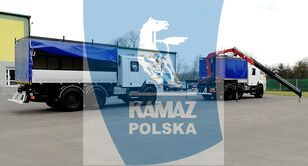 nov vojaški tovornjak KAMAZ 6x6 SERWISOWO-WARSZTATOWY