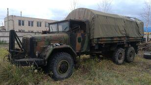 vojaški tovornjak MAGIRUS-DEUTZ JUPITER za dele