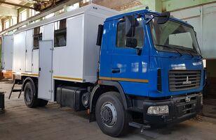 nov vojaški tovornjak MAZ 5340
