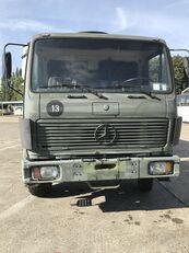 vojaški tovornjak MERCEDES-BENZ 1017  4x4  KIPPER