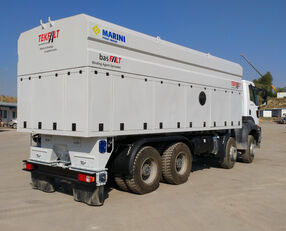 nov vojaški tovornjak TEKFALT basFALT Binding Agent Spreader