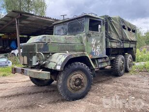 vojaški tovornjak VOLVO TGB 934 6X6