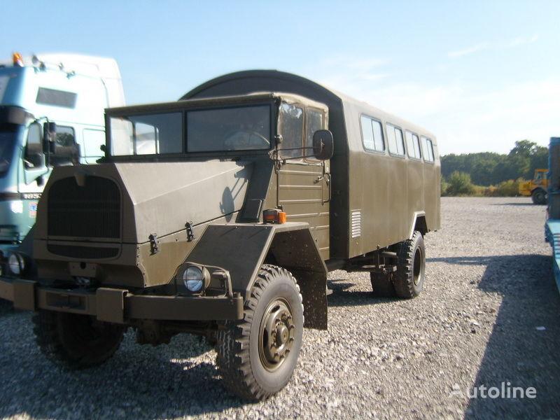 vojaški tovornjak MAN 630.2