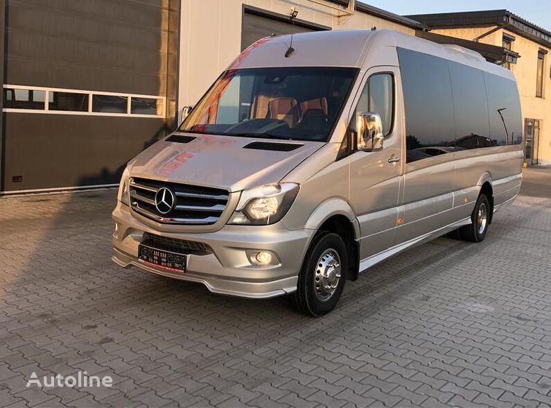 turistični avtobus MERCEDES-BENZ 519 XXL-Komfort,Telma 22+1+1 Panorama